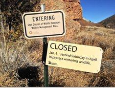 Big Game Wildlife Closure