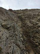 Rock Climbing Photo: Capt'n Stab'n