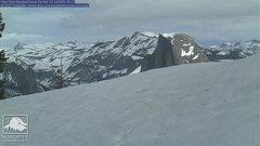 Rock Climbing Photo: Glacier Point webcam 3/18/17