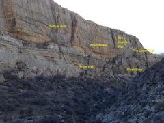 Rock Climbing Photo: Sleepy Hollow