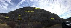 Rock Climbing Photo: SH