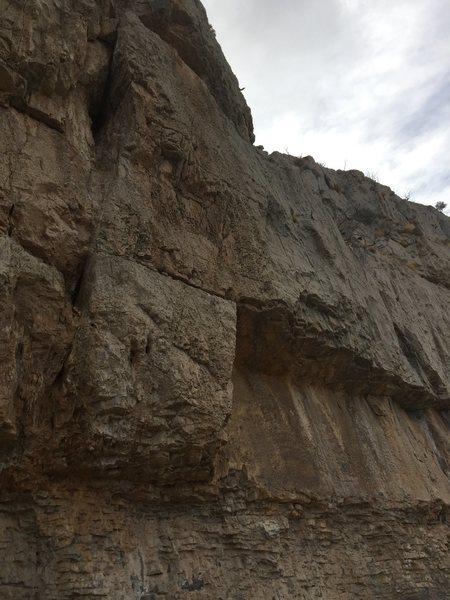 Rock Climbing Photo: TBD