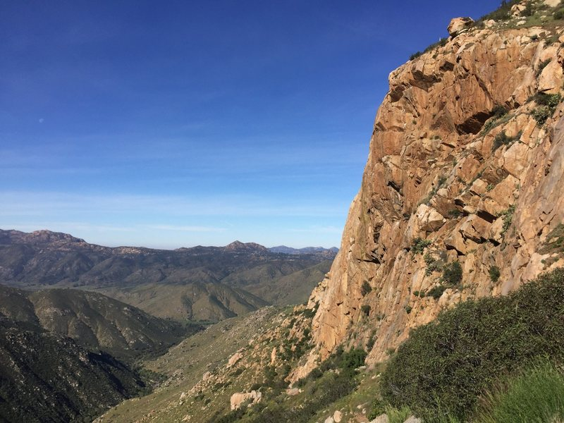 Rock Climbing Photo: Another view of Eagle Peak.