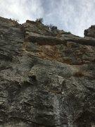 "Rock Climbing Photo: Neologism ""Santorum"""