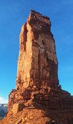 Rock Climbing Photo: So big, so hard, so phallic.