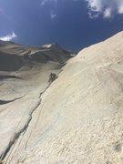 Rock Climbing Photo: Pancake Flake