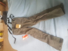 Patagonia Men's kniferidge pants in forge grey small