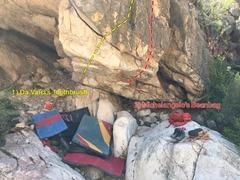 Rock Climbing Photo: 1) Da Vinci's Toothbrush 2) Michelangelo's...