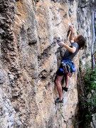 Rock Climbing Photo: Go Thakhek, No Come Back