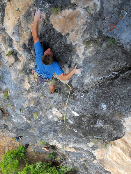 Rock Climbing Photo: Psychokiller
