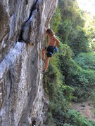 Rock Climbing Photo: Acid Therapy