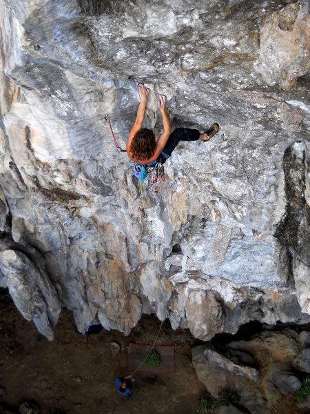 Rock Climbing Photo: Zehnte Sinfonie (10th Symphony)