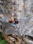 Rock Climbing Photo: Evil Empire