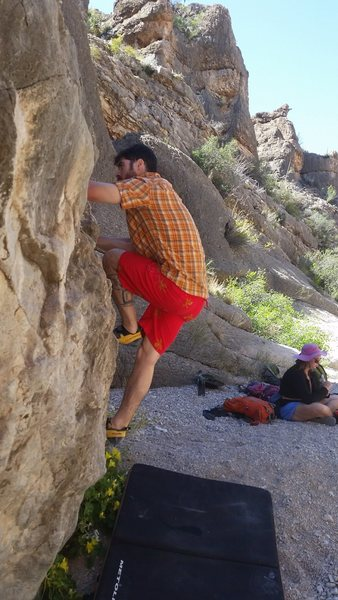 Dustin on Come and Take It (V1)