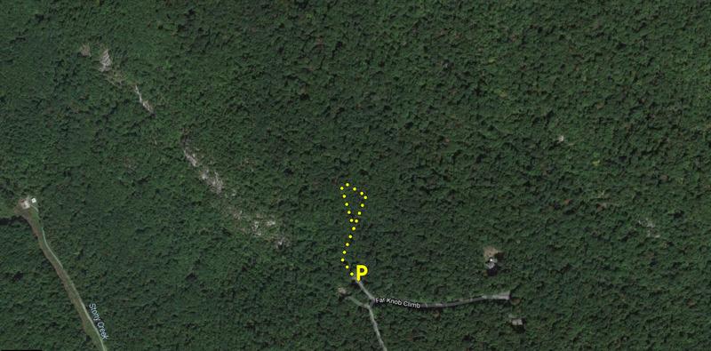Rock Climbing Photo: the area