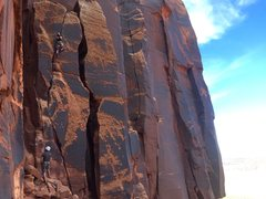 Rock Climbing Photo: Such a pretty pillar