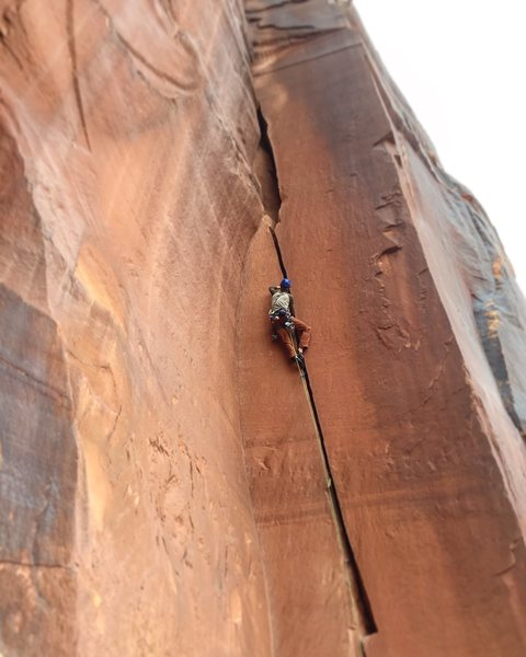 """Pete on Unnamed 5.10+ or """"Pod People"""" (via plaque added sometime in 2016 ish)"""