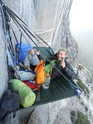 Rock Climbing Photo: Zodiac ledge chilling