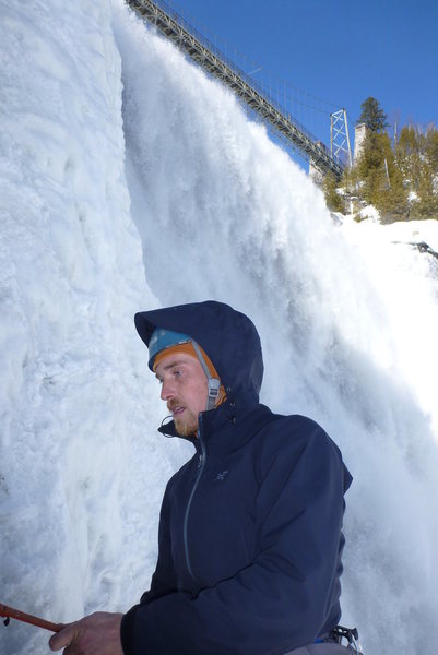 Rock Climbing Photo: A bit of ambience