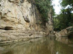 """Rock Climbing Photo: Brook """"El Cobre"""""""