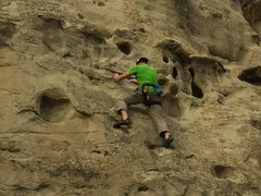 Rock Climbing Photo: Funhouse