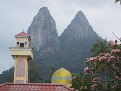 Rock Climbing Photo: Mosque in Mukut