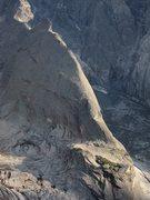 Rock Climbing Photo: The classic Bügeleisen