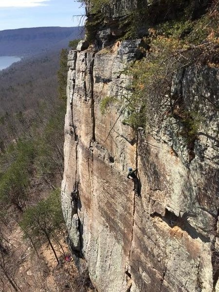 Rock Climbing Photo: Photo Credit: Paul