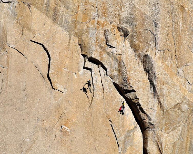 Rock Climbing Photo: Penji Time