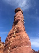 Rock Climbing Photo: Summit pinnacle