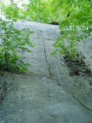 "Rock Climbing Photo: ""First Crack"""