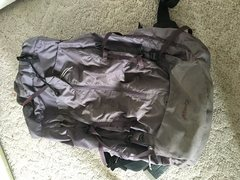 Arcteryx women's altra 72L pack- used 1 season. Size xs, fits like s/m