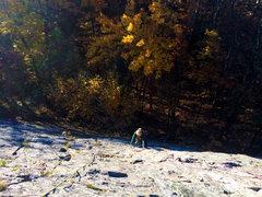 Rock Climbing Photo: Negaunee Slab