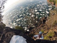 Rock Climbing Photo: The Pinnacle