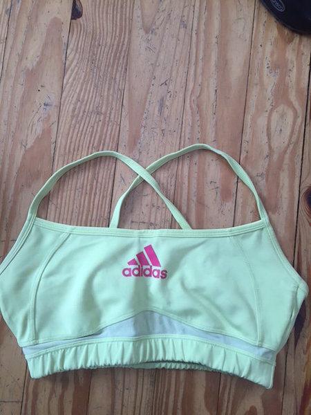Adidas sports bra medium