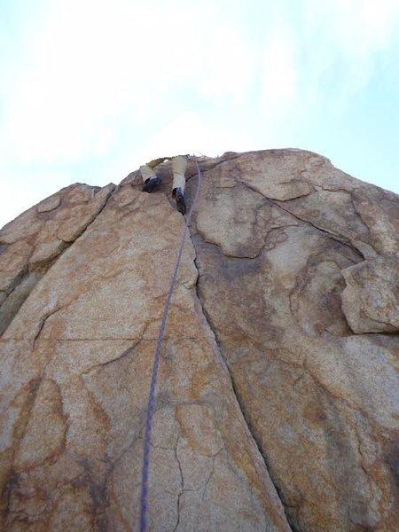 Rock Climbing Photo: Tissiack