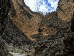 Rock Climbing Photo: Amphitheater 1