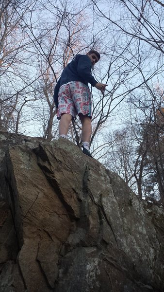 Rock Climbing Photo: Sent