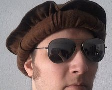 Rock Climbing Photo: my new hat