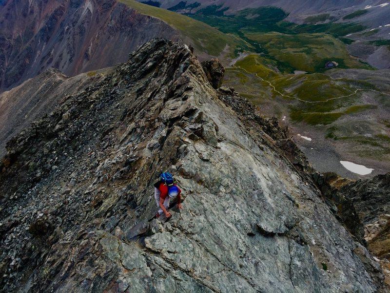 Rock Climbing Photo: Cruiser!