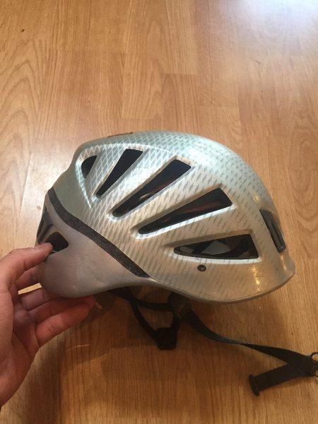 Rock Climbing Photo: Meteor Helmet