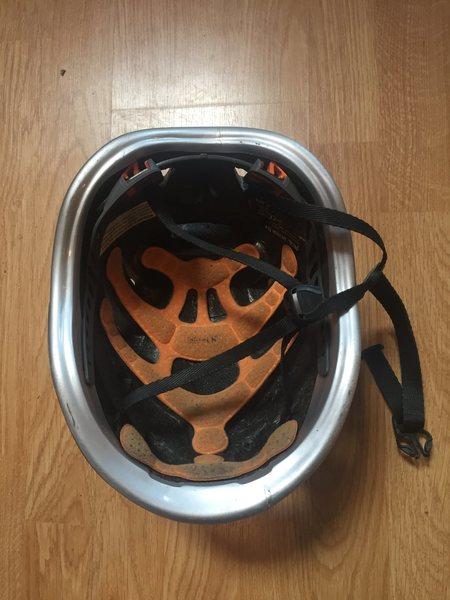 Rock Climbing Photo: Meteor Helmet #3