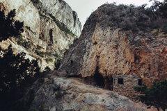 Rock Climbing Photo: shralping the shack