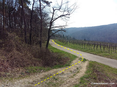 """Rock Climbing Photo: The """"path"""" from the parking lot to the p..."""