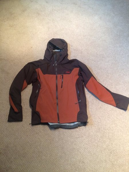 Rock Climbing Photo: OR Alibi Jacket - Size Med