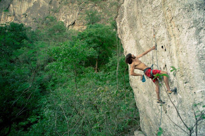 Rock Climbing Photo: Photo by Andrew Eichenlaub