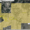 A map of public/private land boundaries (yellow is BLM). It is definitely a patchwork, but according to this resource map, there is still room for new development out here. Just be careful, I hear some of the local landowners are nuts...<br> <br> www.publiclands.org