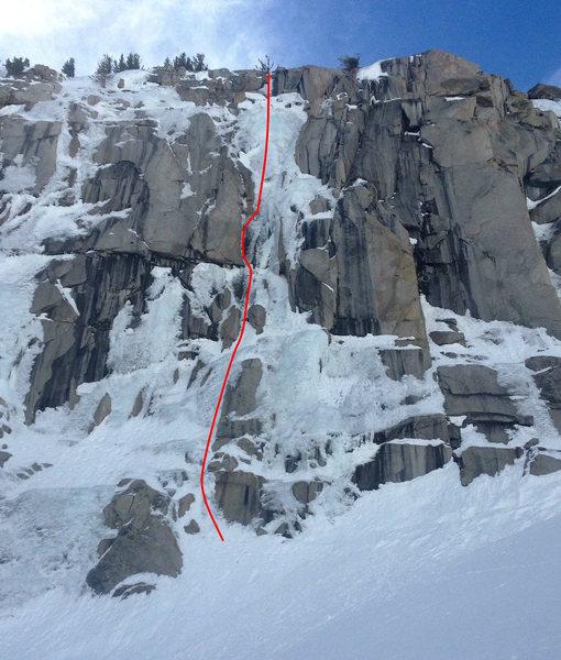 Rock Climbing Photo: Photoshop.