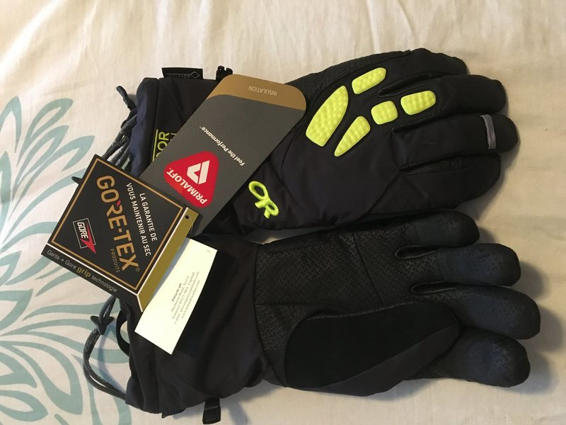 Alibi gloves