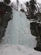 Enterprise creek falls